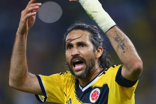Arsenal Transfer News: Mario Yepes Lined Up, Klaas-Jan Huntelaar Truth Revealed