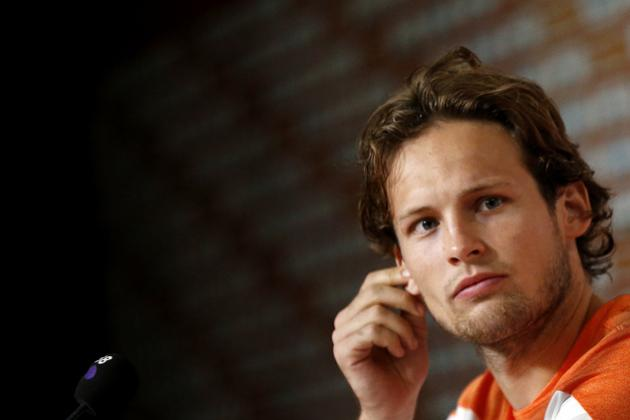 Manchester United: Why Daley Blind Is the Red Devils' Best Signing of the Summer