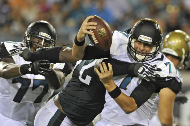 Jaguars vs. Eagles: What Are Experts Saying About Philadelphia?