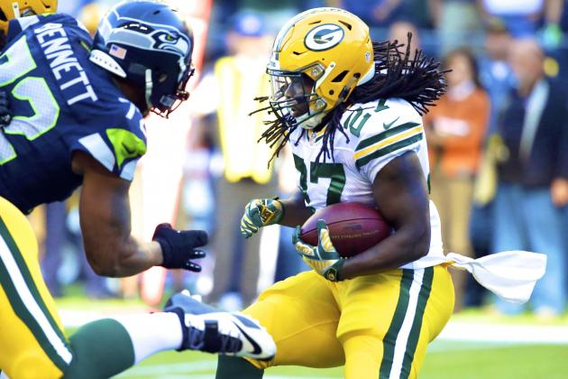 Eddie Lacy Concussion a Potential Huge Blow to Green Bay Packers Offense