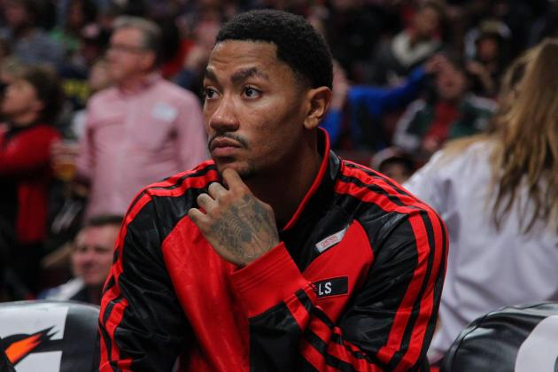 Can Chicago Bulls Still Rely on Derrick Rose as Their Franchise Building Block?