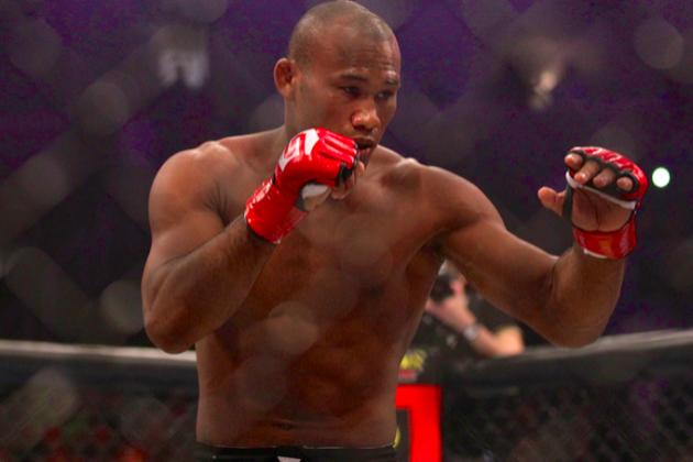 UFC Fight Night 50: Could Quiet Jacare Souza Be Chris Weidman's Biggest Threat?
