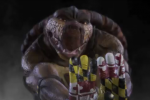 Maryland Gives Mascot a SCARY Makeover