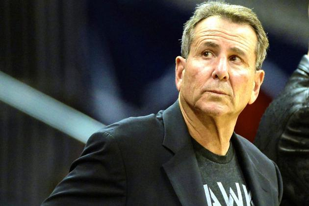 Bruce Levenson has announced his decision to sell his share of the Atlanta Hawks (AP Images)