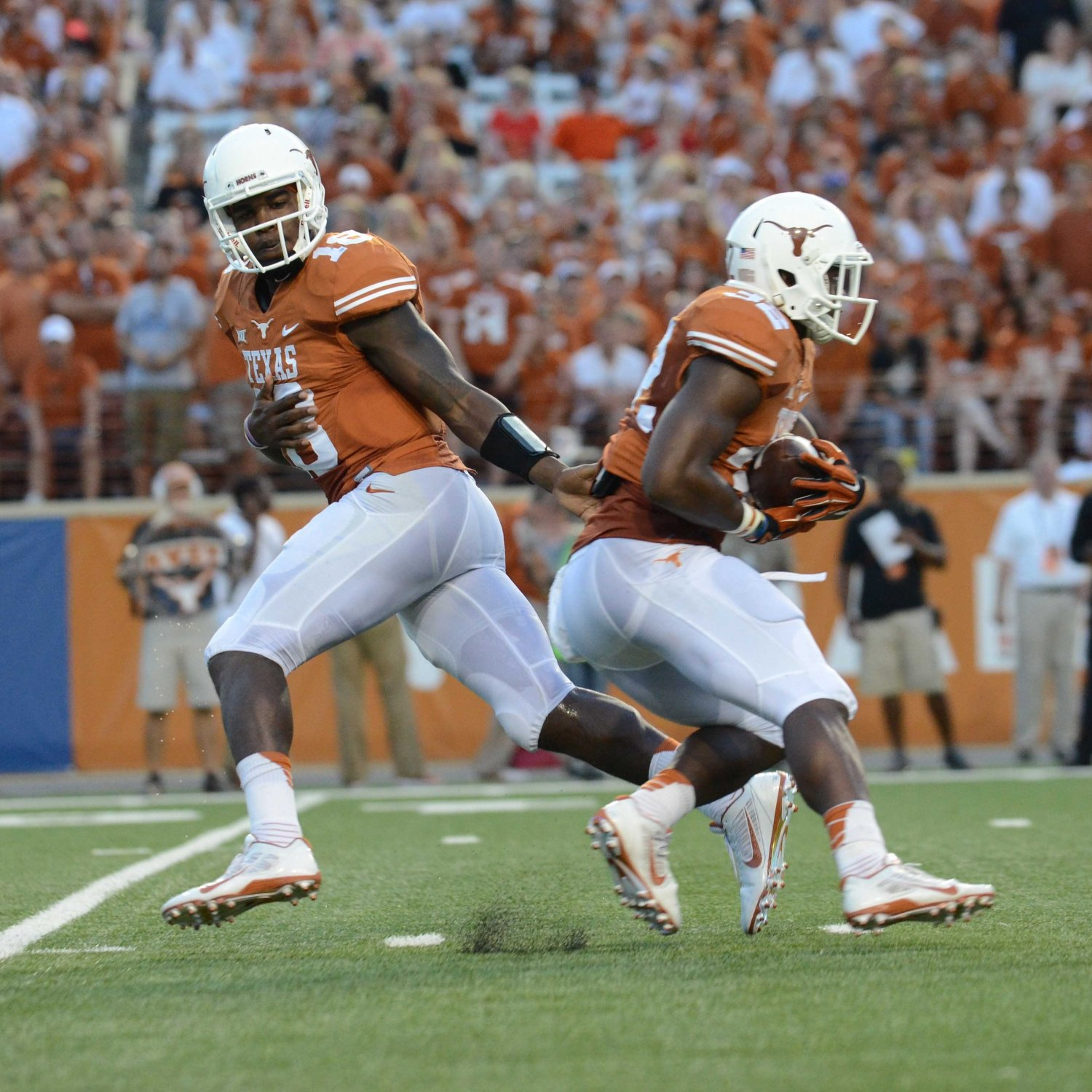 Texas Longhorns News | FOX Sports