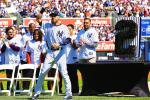 Yankees Honor Jeter with Ceremony