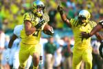 Ducks Rise, OSU Free Falls in AP Poll