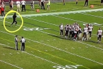 Cam, You're Not Allowed to Join That Huddle!