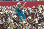 Band on the Field? No Problem for Panthers' Kicker Gano