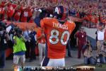 Julius Thomas Does 'Shmoney' TD Dance