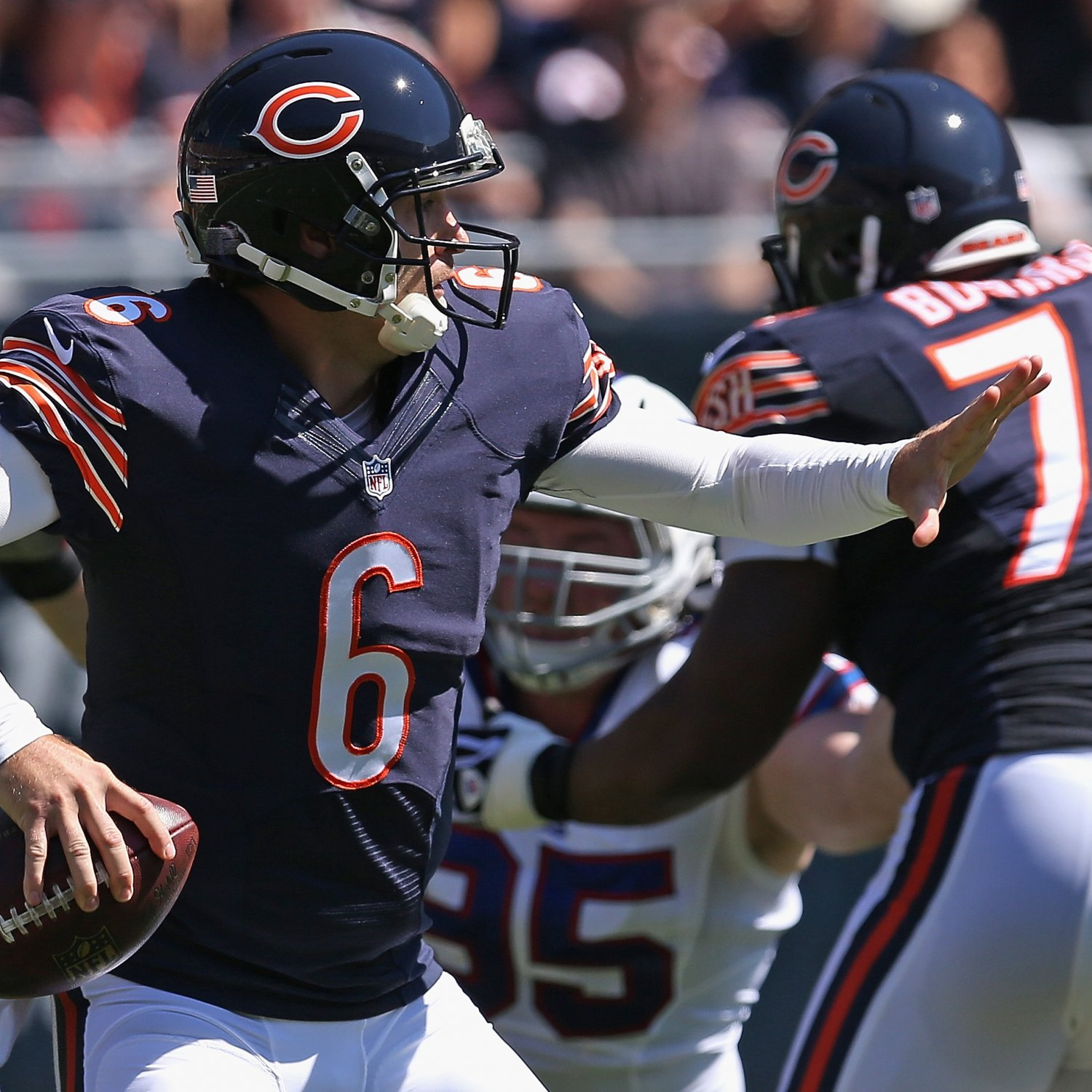 Same-Old Jay Cutler Won't Cut It For The 2014 Chicago