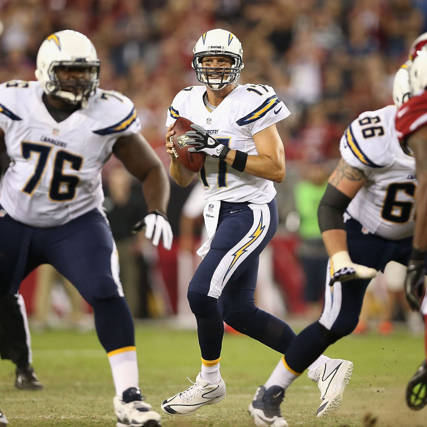 San Diego Chargers Broadcast: San Diego Chargers Vs. Arizona Cardinals: Live Score And