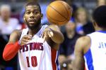 Pistons' Monroe Suspended 2 Games -- Details Here