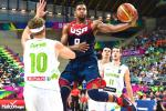 Team USA Crushes Slovenia, Advance to FIBA Semis