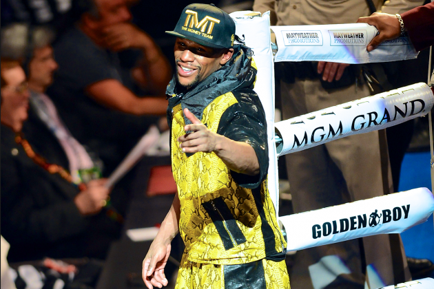Making Money: How Floyd Mayweather Produces Boxing's Biggest Fights