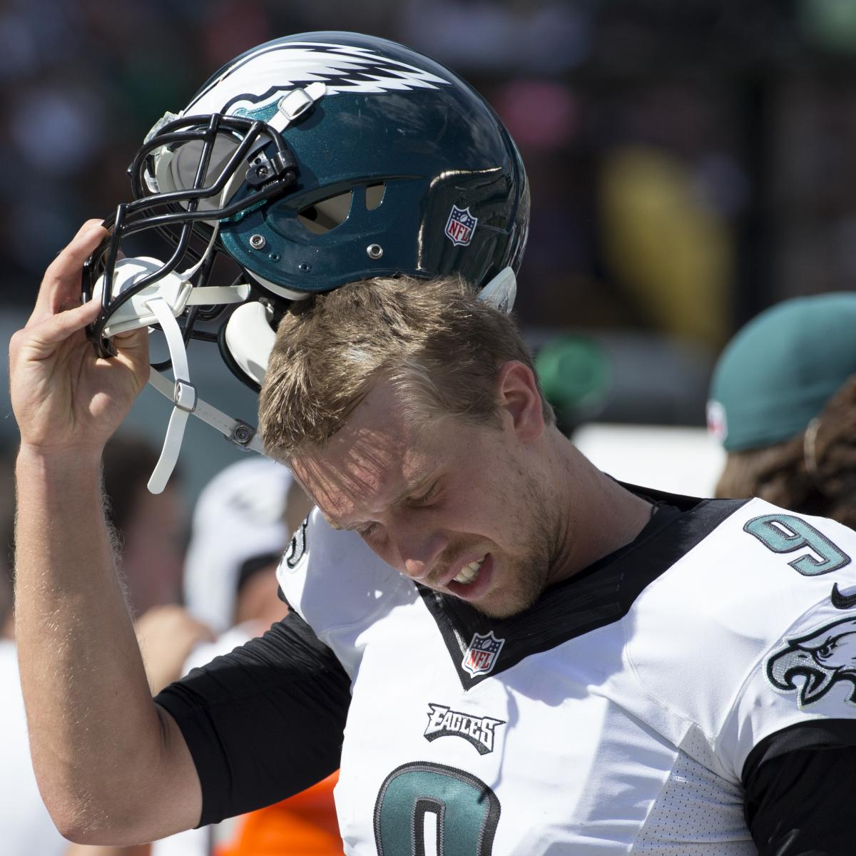What Went Wrong For Nick Foles In Philadelphia Eagles