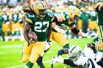 Lacy (Concussion) Practices Fully, 'Looked Great'