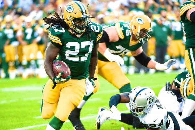 Eddie Lacy Injury: Updates on Packers Star's Concussion and Return