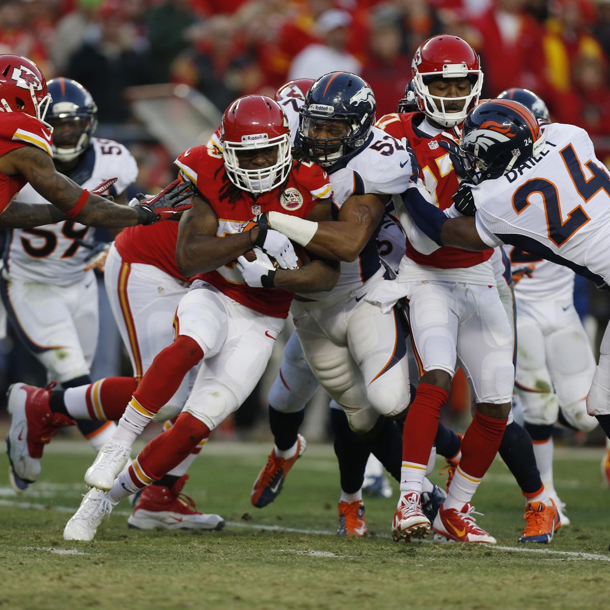 Denver News Sunday: Kansas City Chiefs Vs. Denver Broncos: Betting Odds