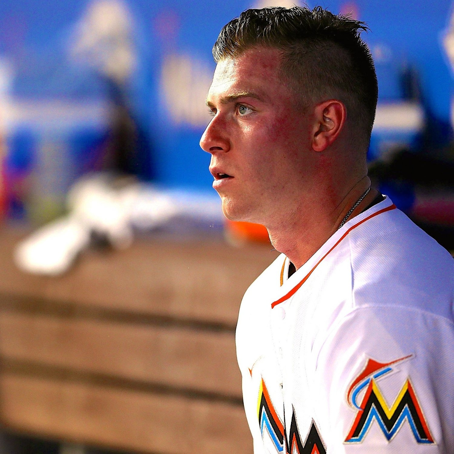 Marlins P Anthony DeSclafani Suspended, Mike Fiers Fined