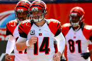 Atlanta Falcons vs. Cincinnati Bengals: Live Score…