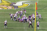 Patriots' Chandler Jones Blocks FG, Returns It 58…
