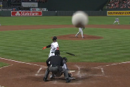 Foul Ball from Orioles' Adam Jones Launches Straig…