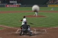 Foul Ball from Orioles' Adam Jones Launches Straig…