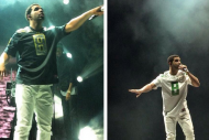 Drake Now Wearing Marcus Mariota Jerseys at Concerts