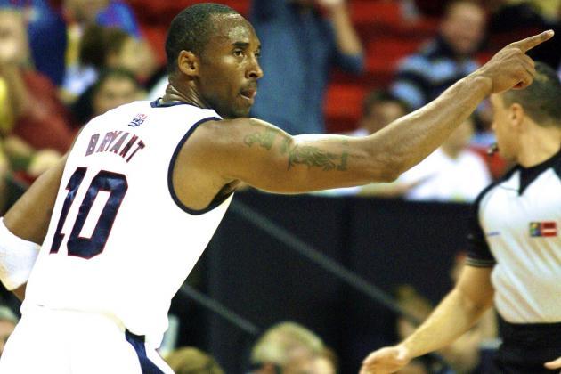 Kobe Bryant Helped Team USA Basketball Regain Its Dominance with Single Game