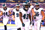 Eagles Rally from 14-Pt Deficit to Beat Colts