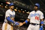 Watch: Puig, Kemp Get Heated in Dodgers' Dugout