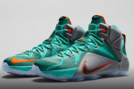 Nike Officially Unveils LeBron 12s