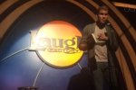 Blake Griffin Performs at Open Mic Night