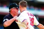 Ump West Banned 1 Game for Papelbon Incident