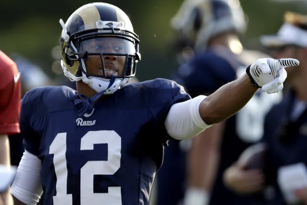 Cheap NFL Jerseys Online - How Will Stedman Bailey's Return Impact the St. Louis Rams ...