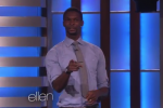 Yup: Bosh Was Guest DJ on 'The Ellen Show'