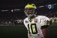 Throwback Thursday: Tom Brady Leads Michigan Past…
