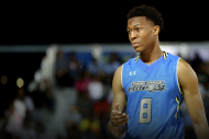 5-Star SG Tyus 'Kid Mamba' Battle, Next Kobe Bryant?