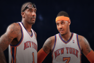 New York Knicks 2014-15 Win/Loss Projections