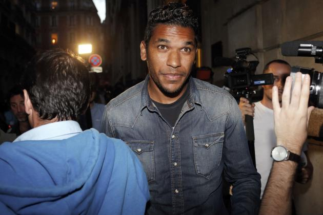 Brandao Handed 6-Month Ban for Headbutting Thiago Motta After PSG vs. Bastia