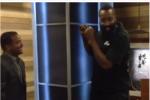 Watch: Harden Can't Do the 'Carlton Dance'
