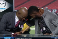 Devin Hester and Deion Sanders Share Emotional Mom…