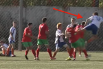 Youth Russian Soccer Brawl Escalates in a Hurry