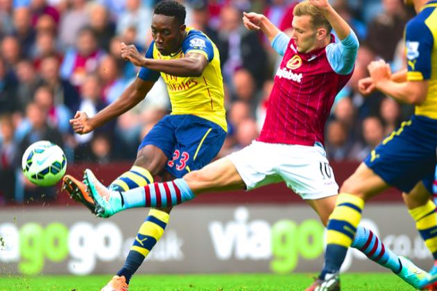 Bleacher Report Arsenal Vs Aston Villa