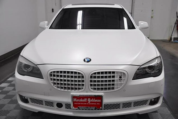LeBron James Custom BMW 760Li For Sale In Ohio