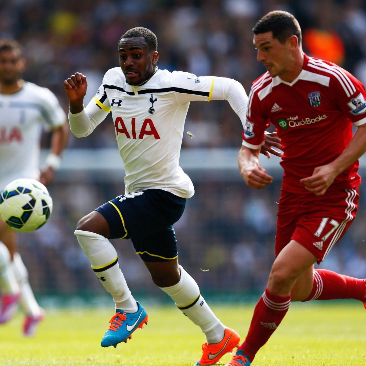 Tottenham Vs Ajax Home Or Away: Tottenham Hotspur Vs. West Brom: Winners And Losers From