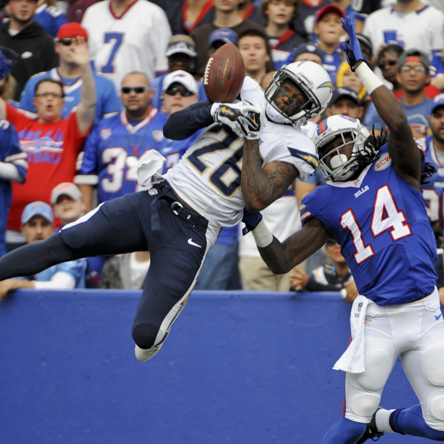 San Diego Chargers Broadcast: San Diego Chargers Vs. Buffalo Bills: Video Highlights And