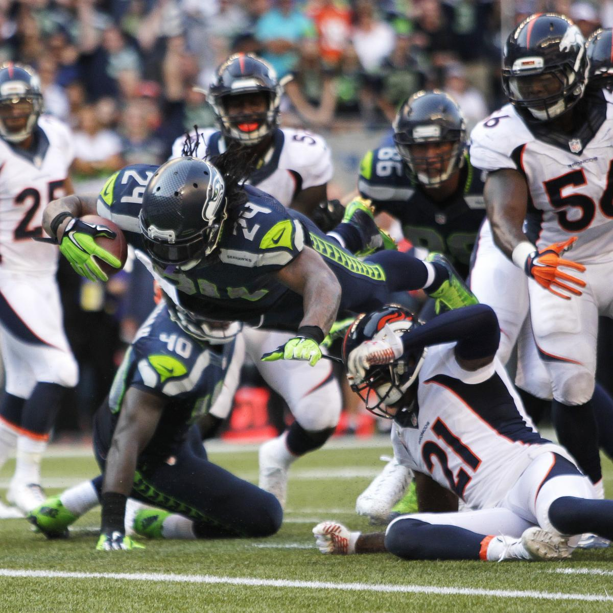 Denver Broncos Vs. Seattle Seahawks: Video Highlights And