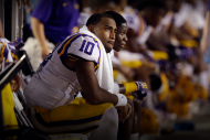 Will LSU Save Its Season with a Switch at QB?